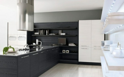 Simple Minimalist Kitchen Designs Kitchen Set For Small Houses Tips