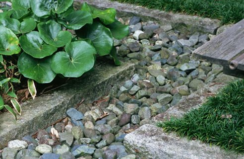 Small Stone Pathway design ideas