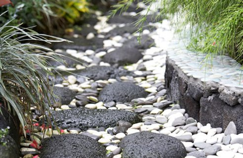 Stone Pathway design ideas Amazing Garden Pathways Decorating Ideas
