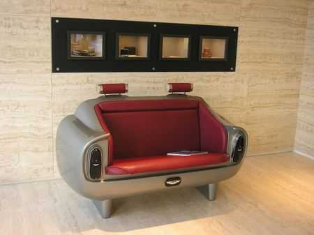 Technology Smart Small Sofa Designs