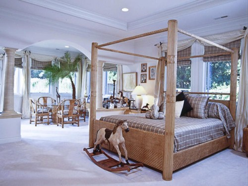 Tropical Bedroom Design Architecture Inspiring
