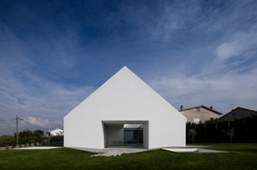 Unique Minimalist House Designs Architecture