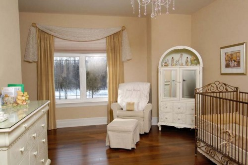 baby room decorating ideas 500x332 Amazing Baby Room Decorating Ideas