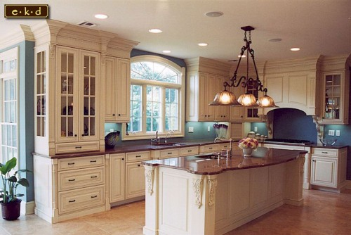 kitchen islands design 2013