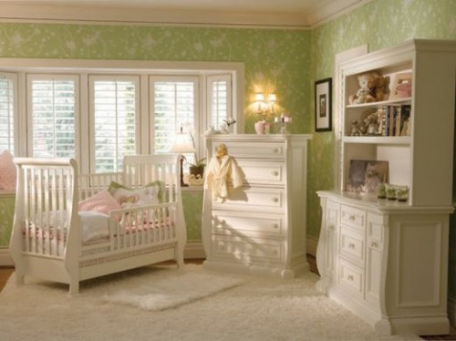 nursery room design inspiration